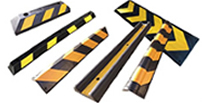 Wall protector and chevron protection products health and safety