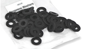 Rubber Washers Size M4