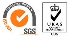 ISO9001 SGS certified