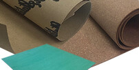 Bonded Cork, Paper & CNAF Material