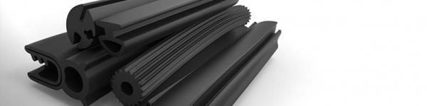 Rubber extrusions door seals and window seals from Delta Rubber Limited