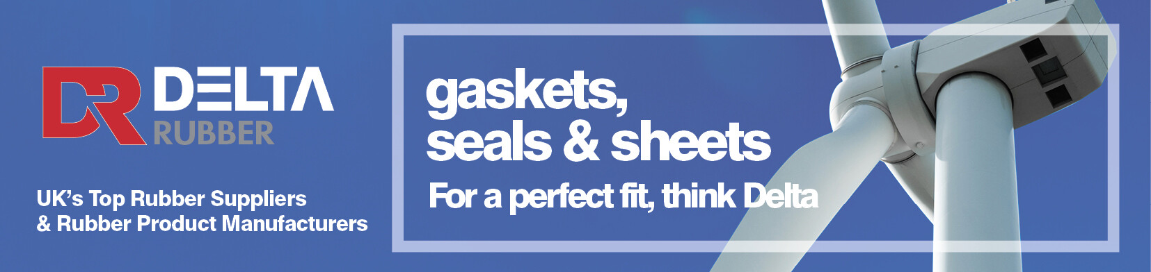 Rubber gaskets specialist seals for usage in the energy industry