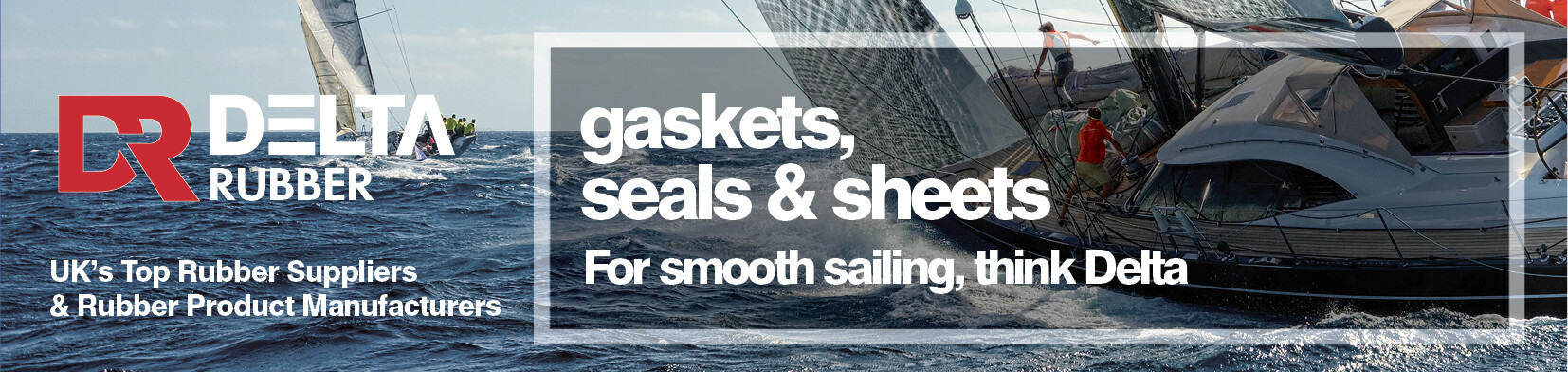 Specialist rubber products for the marine environment